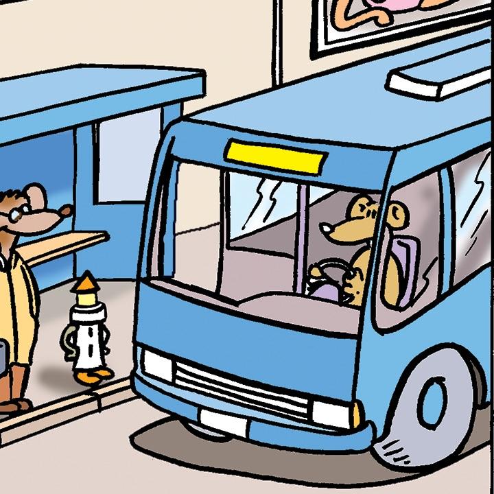 17 Bus