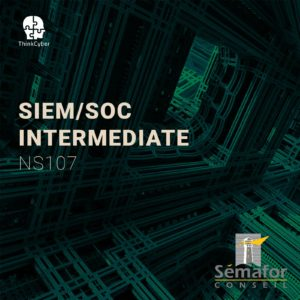 NS107 SIEM/SOC Intermediate
