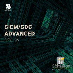 NS108 SIEM/SOC Advanced