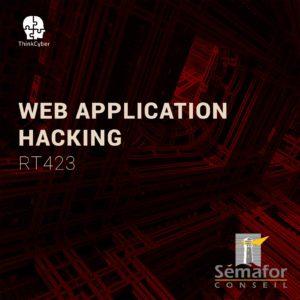 RT423 - WebApp Hacking