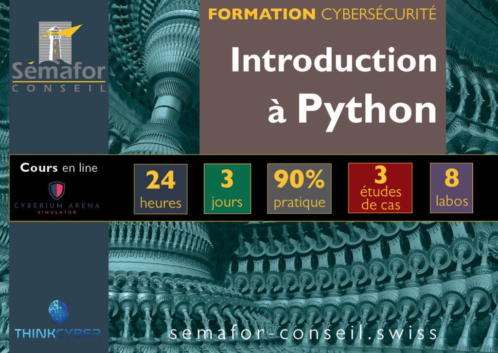 NS105 – Introduction à Python
