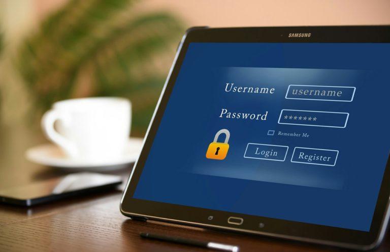 Mote de passe / Password